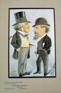 Caricature_Two_Great_Victorians_Dickens_Thackeray