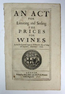 Act_Limiting_Prices_Wines_Cromwell