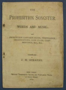 Stearns_Prohibition_Songster