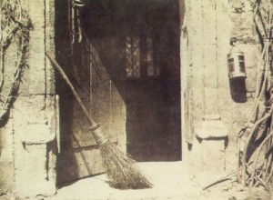"One of the photos included in Talbot's ""Pencil of Nature"", published in 1844"