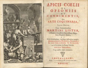 "An error of 19th c. scholarship attributed the work API CAE to an ""Apicius Coelius"", but modern scholarship shows that the name is almost certainly Marcus Gavius Apicius."