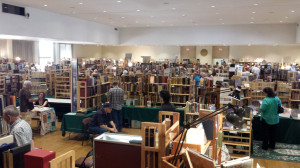 The Sacramento Antiquarian Book Fair