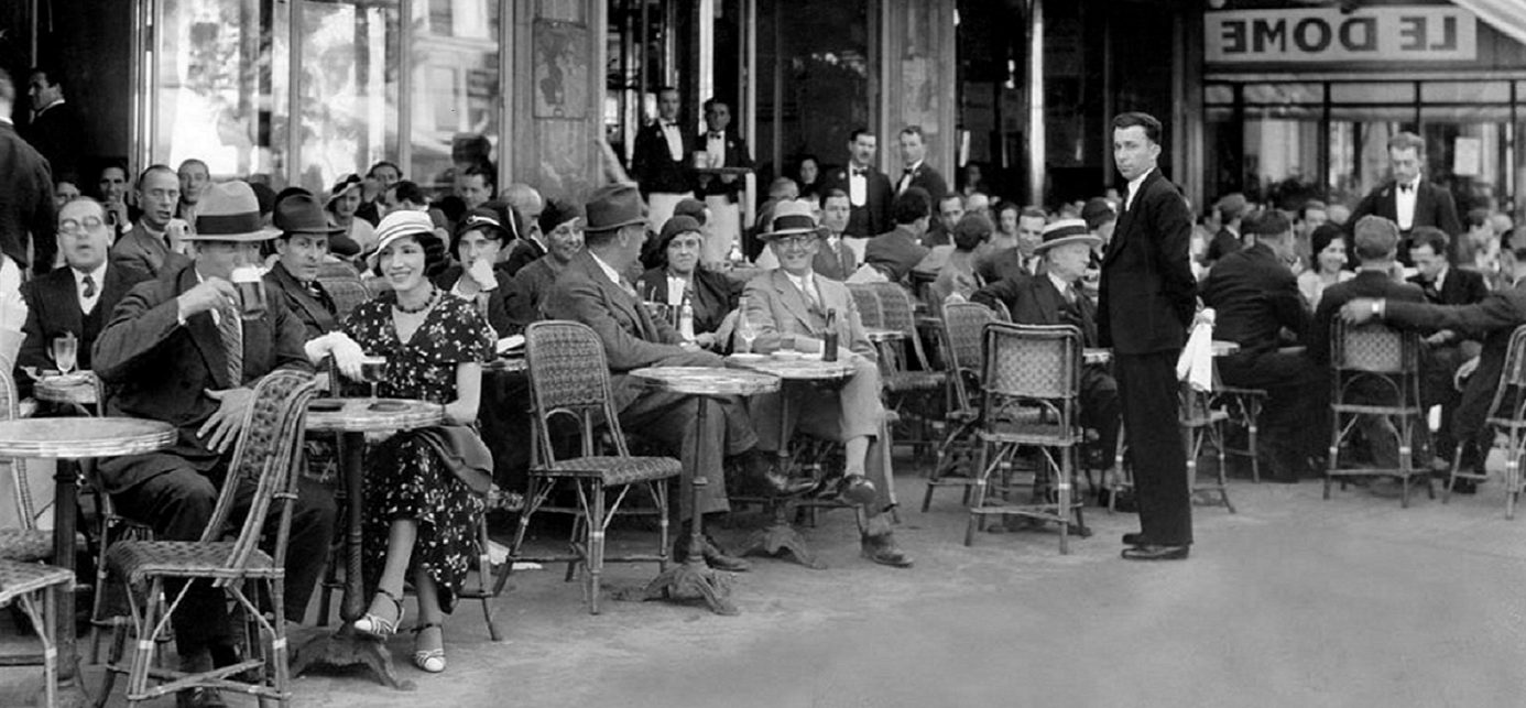 the lost generation expatriates in paris Distinctly emasculated zelda  the whole of the top echelon of the lost generation expatriate group  and historian based in paris last / next.