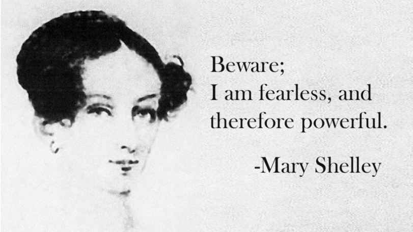 Happy Birthday To Mary Shelley And The Birth Of Frankenstein