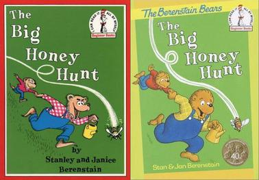 Berenstain Bears covers