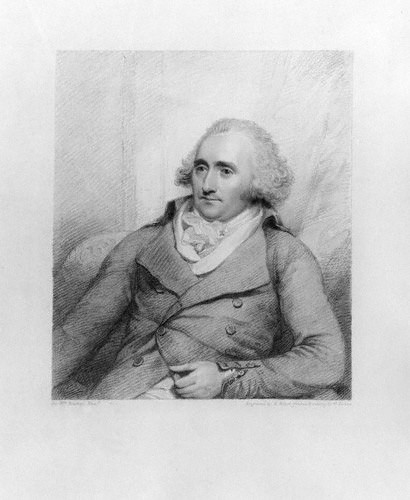 NPG D11248,Thomas Cadell the Elder,by; after Henry Hoppner Meyer; Sir William Beechey